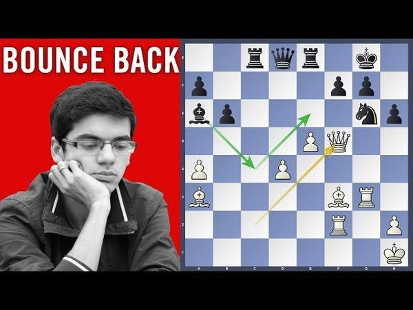 Is this a Kings Gambit Kramnik vs Giri | Tata Steel Chess 2019