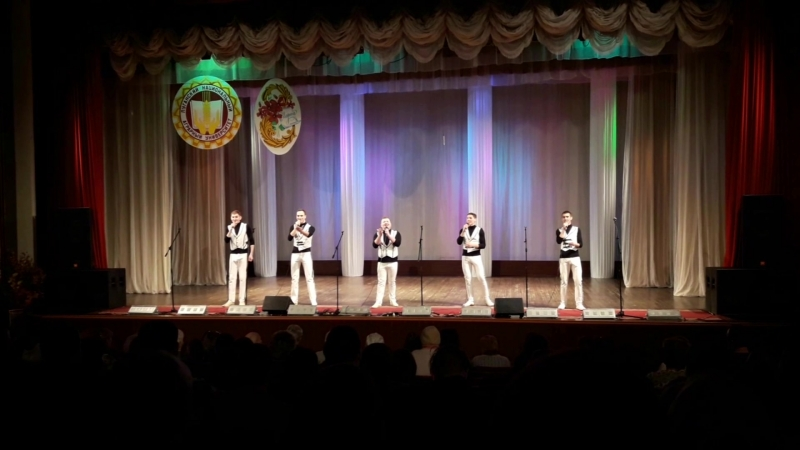 Кураж - 8 марта ЛНАУ 7.03.2018