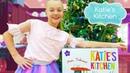 Детская кухня Кэти! Подарки на новый год 2019 / Распаковка, сборка кухни и обзор c Юникой / Unika