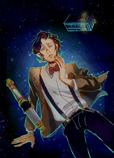30 best doctor who fanart images on Pinterest  Doctor who