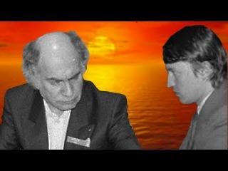 Mikhail Tal (The Magician from Riga) vs. Anatoly Karpov - 1987