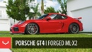 Porsche Cayman GT4 | Wheels Performance | Vossen Forged: ML-X2 Wheels
