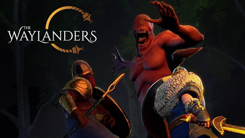 The Waylanders - First approach combat formations