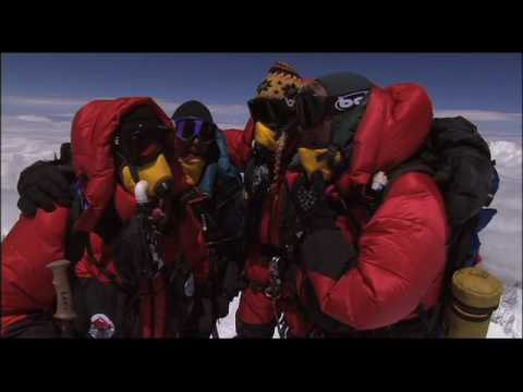 Touching the Top of Everest - 1st blind ascent