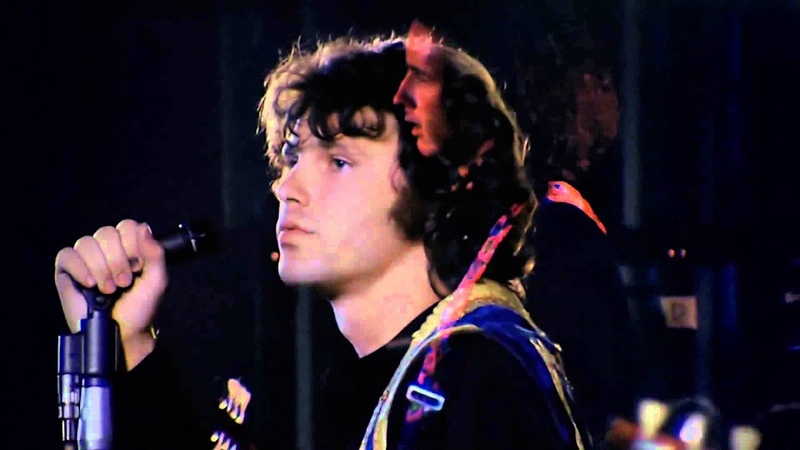 The Doors - When The Music's Over Live at the Hollywood Bowl 1968