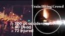 60 Dead 72 injured 700 at accident spot As Train Hits Crowd Watching Ravan Burning In Punjab