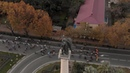 Велопробег в День города Сочи 24 ноября 2018 Воздушная съемка