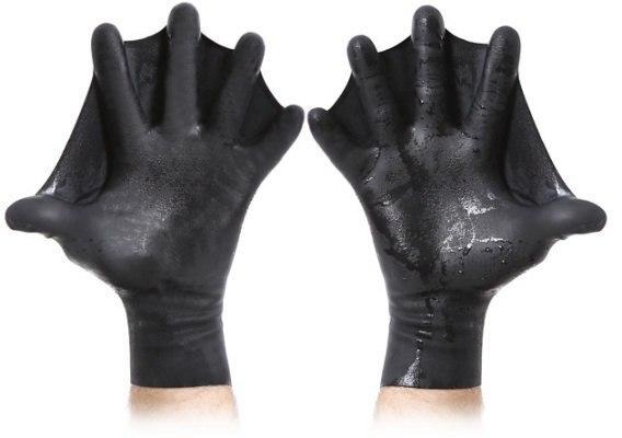 Как сделать ласты для рук своими руками