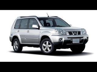АкадемеГ и Раздув. Обзор Nissan X-Trail (t30)