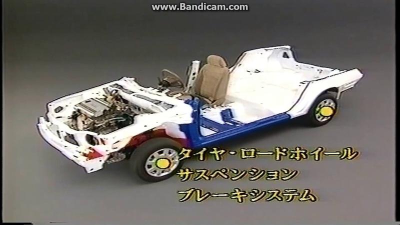 (中編)日産 ビデオカタログ B15系サニー 1998年