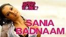 Sania Badnaam - Apna Sapna Money Money Celina Jaitley Sunidhi Chauhan Bob Pritam