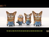 Гадкий я 2 Ба-на-на HD (миньоны) (Cats Version)