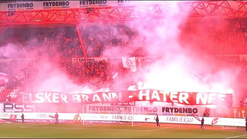 BRANN VS. LILLESTRØM 1 - 1