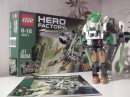 44014 Lego Hero Factory Jet Rocka Review