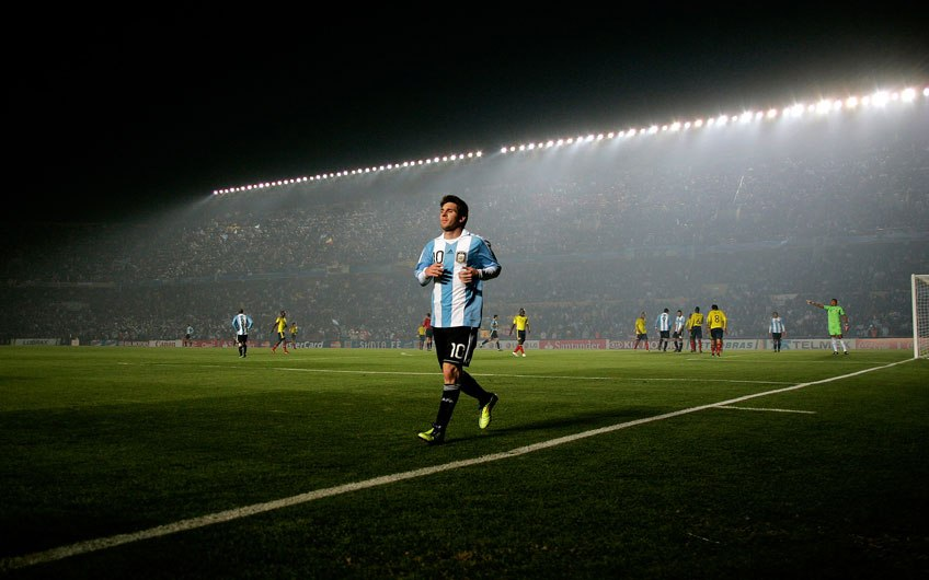 Барселона, Лионель Месси, чемпионат мира, Сборная Аргентины по футболу