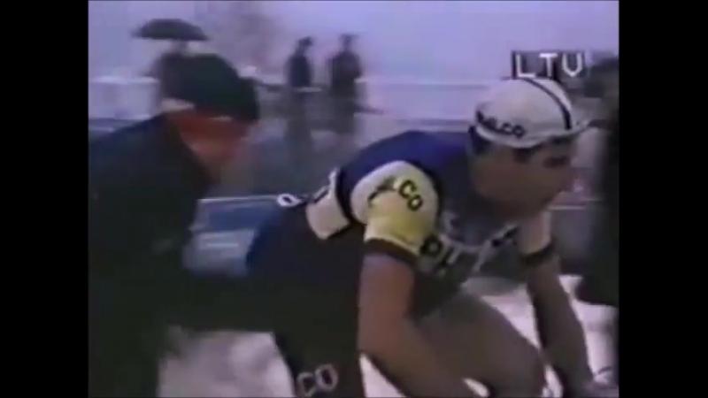 Giro dItalia 1962, 14e etappe, Belluno - Passo Rolle, 160 km.