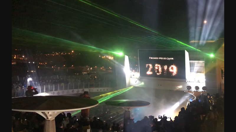 AIDA Cruises Новогоднее шоу 2019