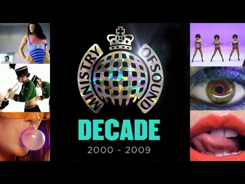 Ministry Of Sounds DECADE Mashup (2000 - 2009) by Robin Skouteris
