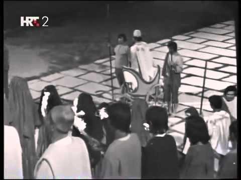 Čarobna frula (Die Zauberflote) - W.Mozart - Tv adaptacija 1970