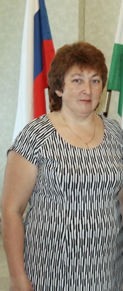 Розалия Газизова, 29 сентября 1966, Уфа, id197099576
