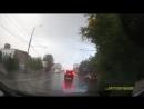 Кавер песни Дождь или как я ехал с работы (смотреть со звуком)