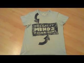 Как быстро сложить футболку | Простые советы на Rutube