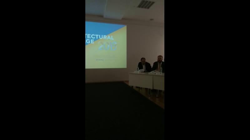 Круглый стол Время реки. Проблемы реконструкции исторических набережных на приеме города Вологда
