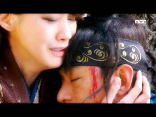 Wang Yoo and Bi Soo (Batoru) All I Need.