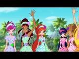 Winx Club:6x15! Winx Vacation Clip! HD!