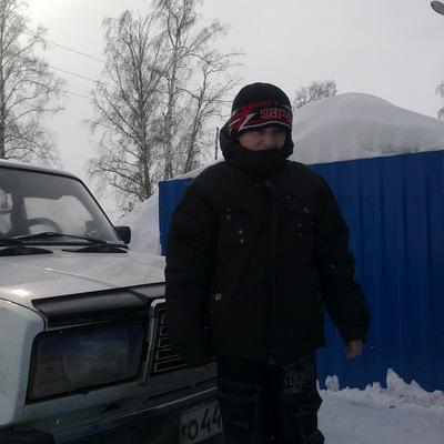 Данил Тюменцев, 12 марта 1999, Барнаул, id112817152