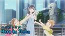 『Lyrics AMV』Sora yori mo Tooi Basho Insert Song -「Haru ka Tooku / Saya」