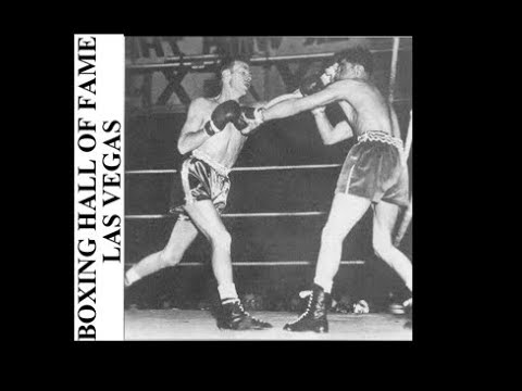 Jimmy Carruthers Stops Vic Toweel This Day November 15, 1952 -Bantamweight Crown