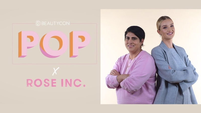 Makeup challenge and contest with Beautycon x Rose Inc.