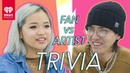 [VIDEO] 181214 Trivia Battle | Fan Vs. Artist Trivia iHeartRadio @ Wu Yi Fan