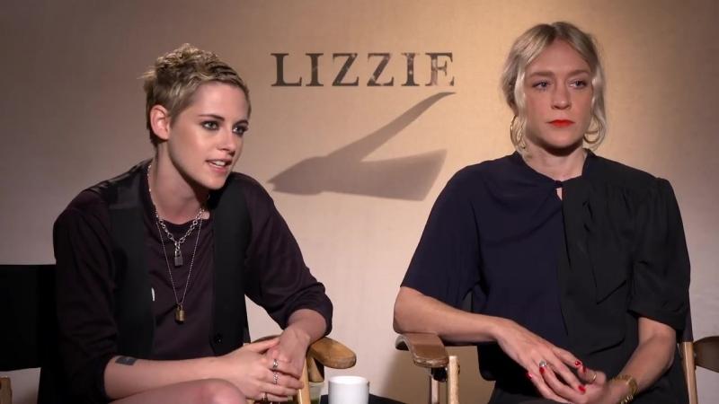 Variety: Kristen Stewart Says New Charlies Angels is Woke - 'Lizzie' promo