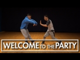 Diplo, French Montana - Welcome To The Party (Dance Video) Choreography - MihranTV