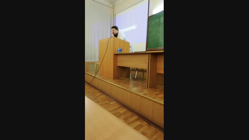 Live: Секция Фармация Первого МГМУ им.И.М.Сеченова