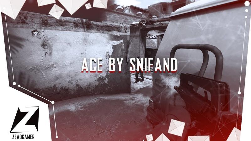 ACE by SniFand | de_mirage [CS:GO]