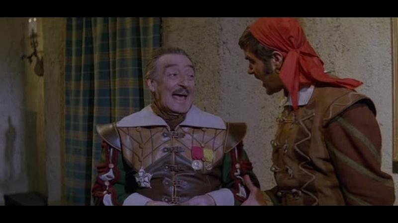 Тото против черного пирата(Италия.Комедия.1964)