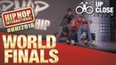 UpClose View Awesome Junior Thailand Gold Medalist Junior Division at HHI's 2018 World Finals