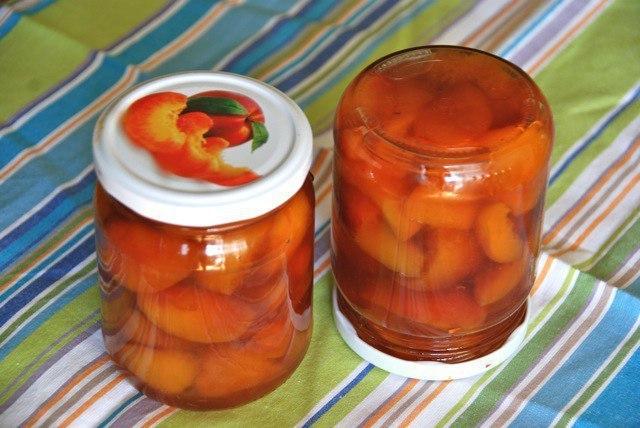 Подборка рецептов варенья и джемов. 1. Вкусное абрикосовое