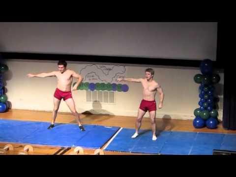 2011 Stanford Athlete Date Auction Men's Gymnastics