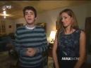 Visiting at home Salvador Sobral (Fama Show) [Broadcasting November 15, 2009]