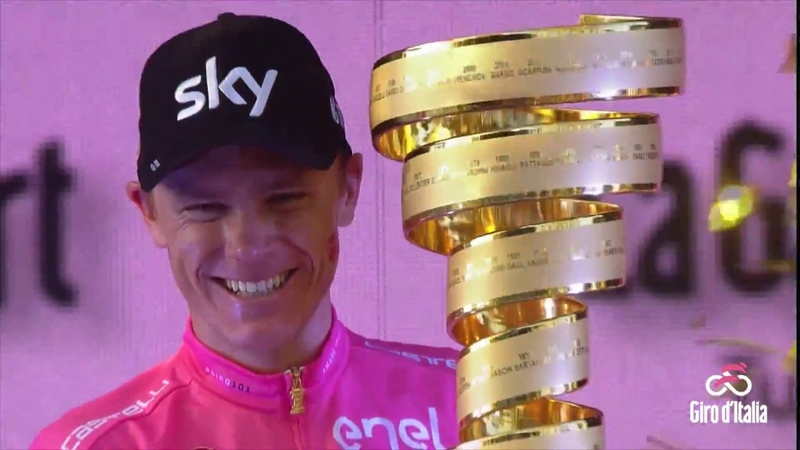 Giro dItalia 2018   Best moments Chris Froome