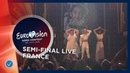 France - LIVE - Bilal Hassani - Roi - First Semi-Final - Eurovision 2019