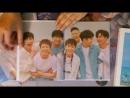 Вишнёвая распаковка 11го мини альбома BTOB от Светы :з