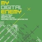 My Digital Enemy альбом Time To Freak