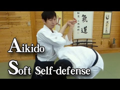 Soft self-defense in Aikido