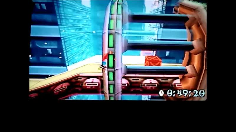 Crash Bandicoot 3: Warped (PAL). Time Trial.Future Frenzy.1:10:68.РВ