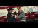 Eggsy and Galahad vs Agent Whiskey(Final fight)